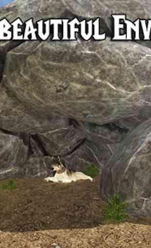 Wild Wolf Adventure Simulator 4