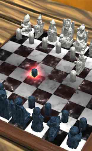 Ancient Chess 3D Free 1