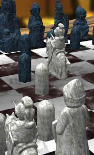 Ancient Chess 3D Free 4