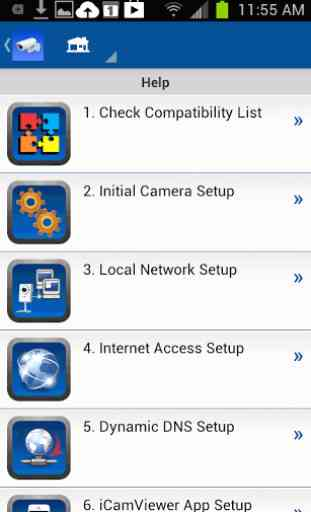 iCamViewer IP Camera Viewer 4