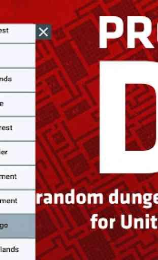 ProD&D Dungeon Generator 4