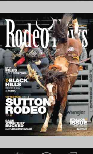 Rodeo News Nothin' But Rodeo 2