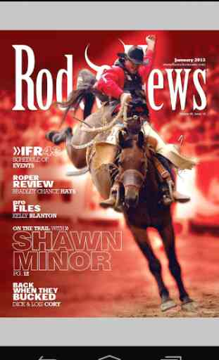 Rodeo News Nothin' But Rodeo 3