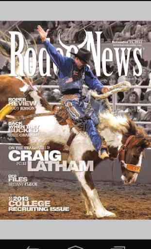 Rodeo News Nothin' But Rodeo 4