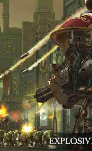 Warhammer 40,000: Freeblade 1