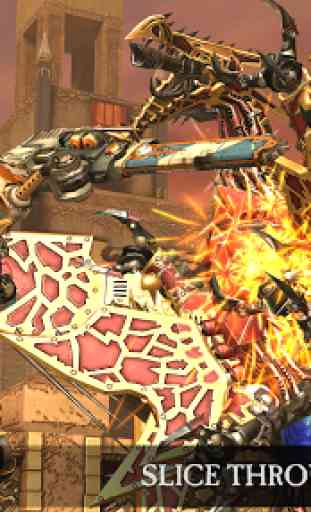 Warhammer 40,000: Freeblade 2