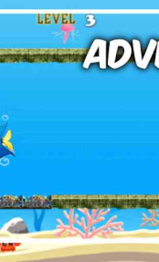 Adventure of Dory Game 3