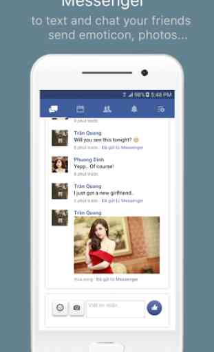 AsapChat for Facebook Chat 1