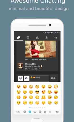 AsapChat for Facebook Chat 2