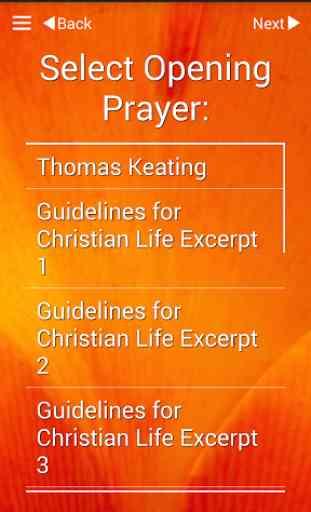 Centering Prayer 2