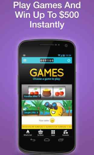 CheckPoints #1 Rewards App 3