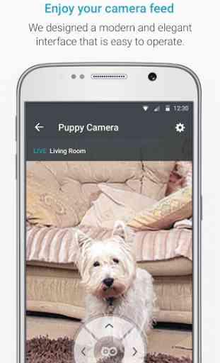 DLink IP Cam Viewer by OWLR 1