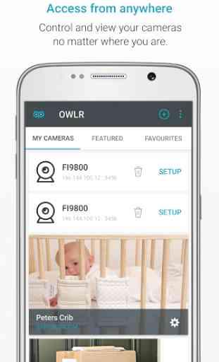 DLink IP Cam Viewer by OWLR 2