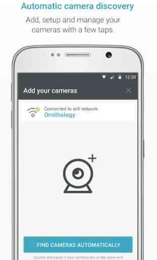 DLink IP Cam Viewer by OWLR 3