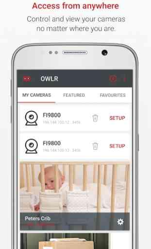 Foscam IP Cam Viewer by OWLR 2