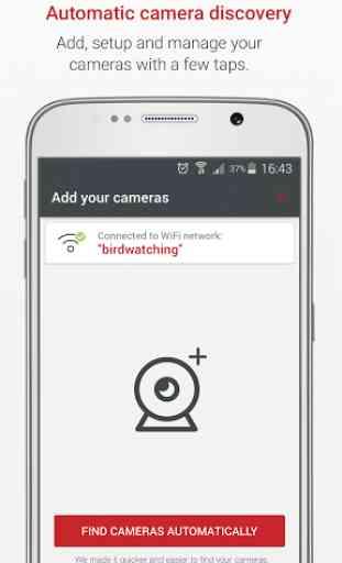 Foscam IP Cam Viewer by OWLR 3