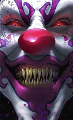 Killer Clown Live Wallpaper 2