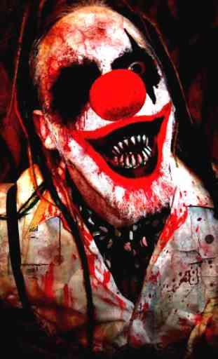 Killer Clown Live Wallpaper 3