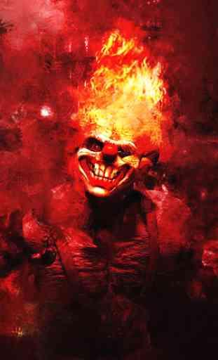 Killer Clown Live Wallpaper 4