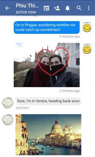 Lite Messenger for Facebook 1