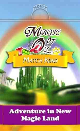 Match King - Wizard of Oz 1