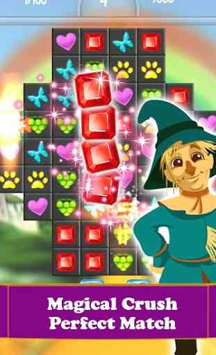 Match King - Wizard of Oz 2
