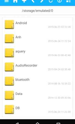 SD Card Manager For Android 2