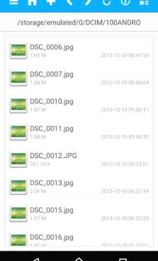 SD Card Manager For Android 3