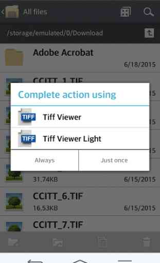 TIFF and FAX viewer - lite 1