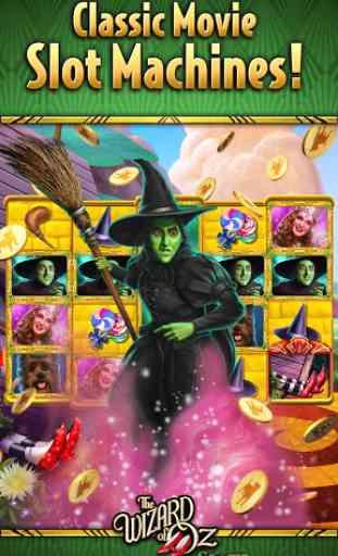 Wizard of Oz Free Slots Casino 3