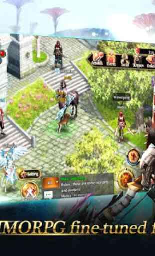 Arcane Online (MMORPG) 1