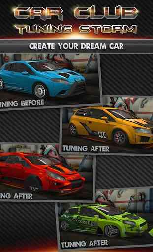 Car Club:Tuning Storm 3