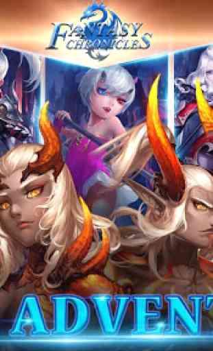 Fantasy Chronicles 1