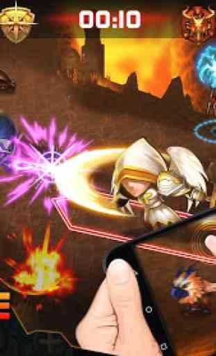 Heroes Tactics: Strategy PvP 1