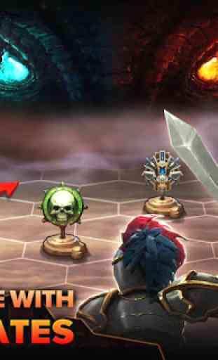 Heroes Tactics: Strategy PvP 3