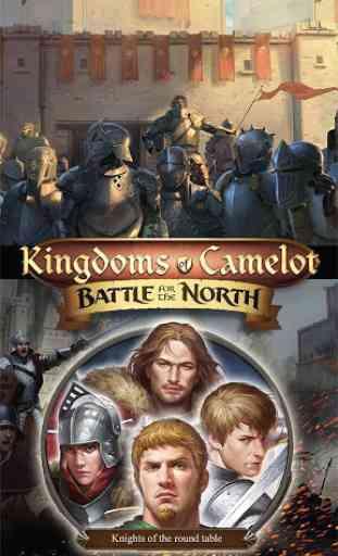 Kingdoms of Camelot: Battle 1