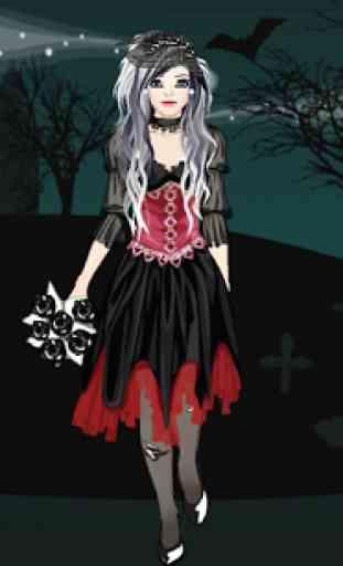 Monster Princess Dress Up 3