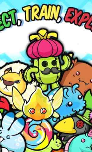 Pico Pets - Monster Battle 1