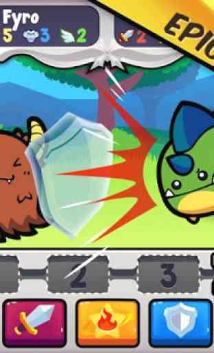 Pico Pets - Monster Battle 2