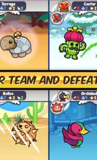 Pico Pets - Monster Battle 4