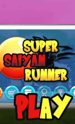 Super Saiyan Runner 1