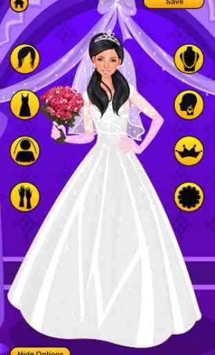 Wedding Dress Up Game 2