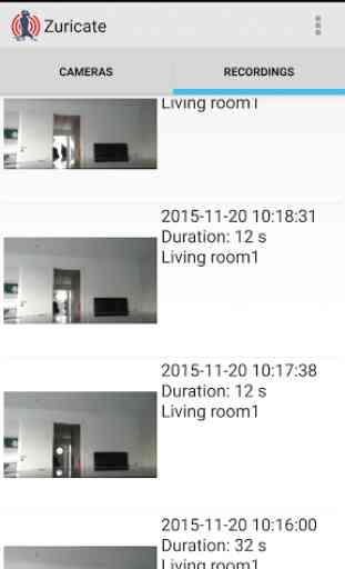 Zuricate Video Surveillance 2