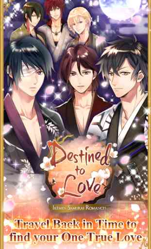 Destined to Love: Otome Game 2