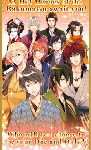 Destined to Love: Otome Game 4