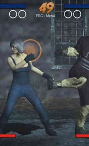 Dirty Fight 1
