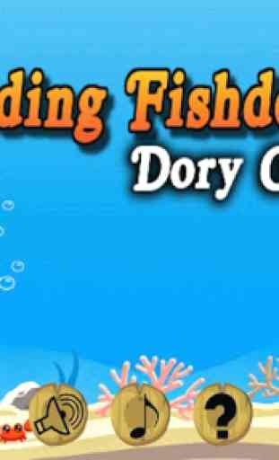 Finding Fishdom : Dory Game 1