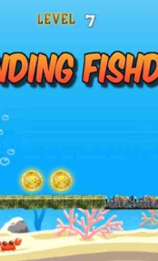 Finding Fishdom : Dory Game 3