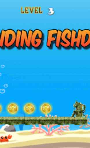 Finding Fishdom : Dory Game 4