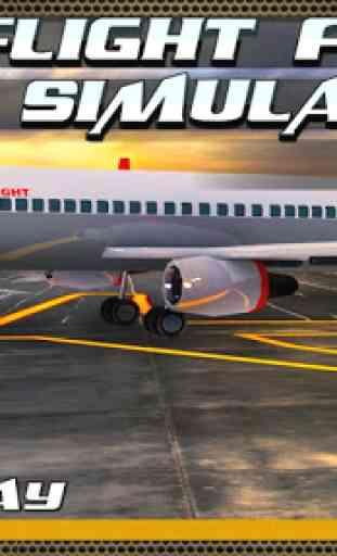 Flight Simulator : Fly 3D 1